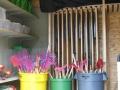 Material für die Garten-AG